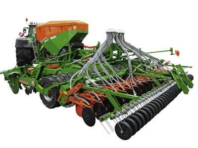 large-area-seed-drill